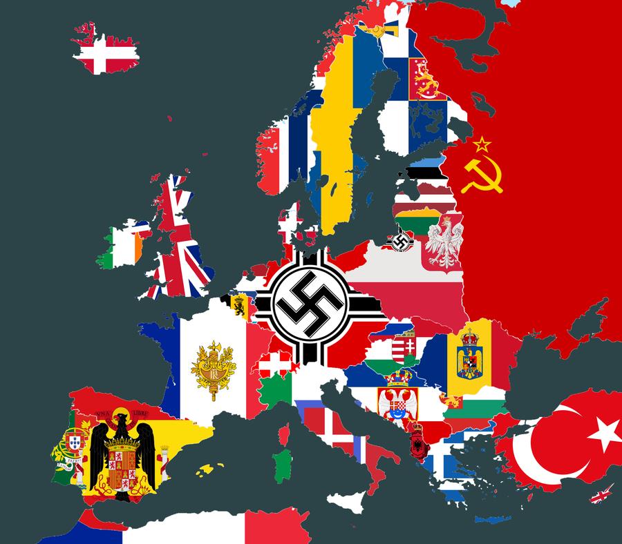متفقین در جنگ جهانی اوّل چه کشورهایی بودند؟