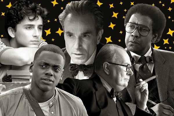 دانلود مراسم اسکار The 90th Annual Academy Awards 2018, نامزدهای بهترین بازیگر نقش اول مرد در اسکار 2018