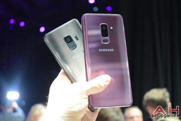 پیش فروش Galaxy S9 سامسونگ کمتر از حد انتظار است