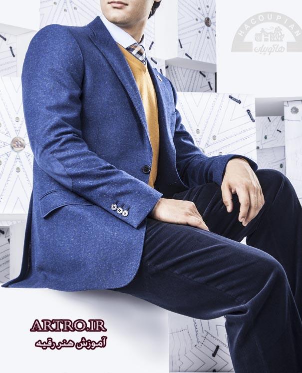 جدیدترین مدل کت مردانه2018