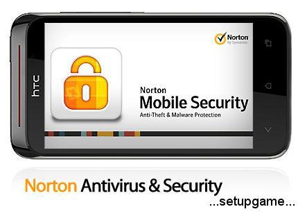 دانلود Norton Security & Antivirus v4.0.1.4044 Unlocked - نرم افزار موبایل آنتی ویروس نورتون