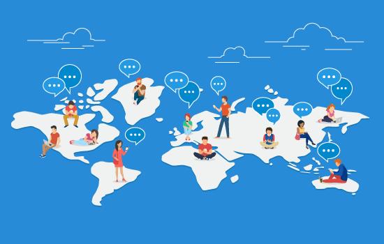 یک شبکه اجتماعی برای کارفرمایان و جویندگان کار
