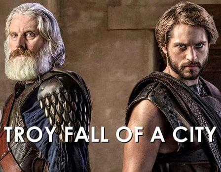 دانلود سریال Troy Fall Of A City