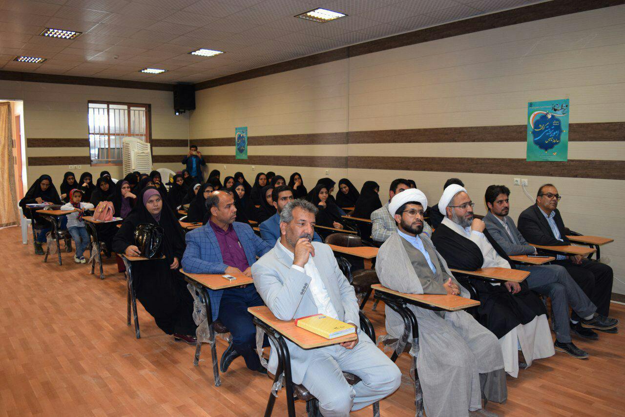برگزاری همایش طلایه داران تربیت اسلامی به مناسبت گرامی داشت روز امور تربیتی در زیرکوه