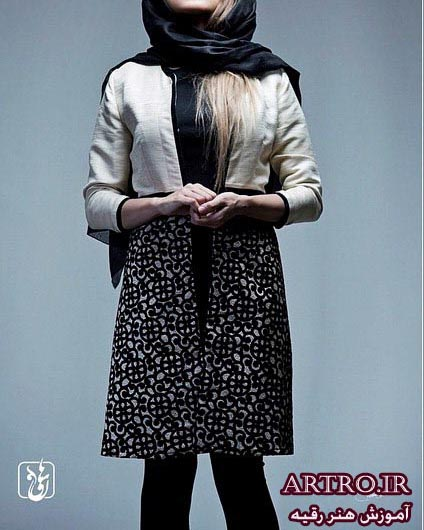 مدل مانتو دخترانه97