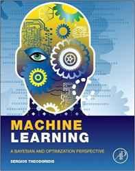دانلود حل تمرین کتاب یادگیری ماشینی Theodoridis