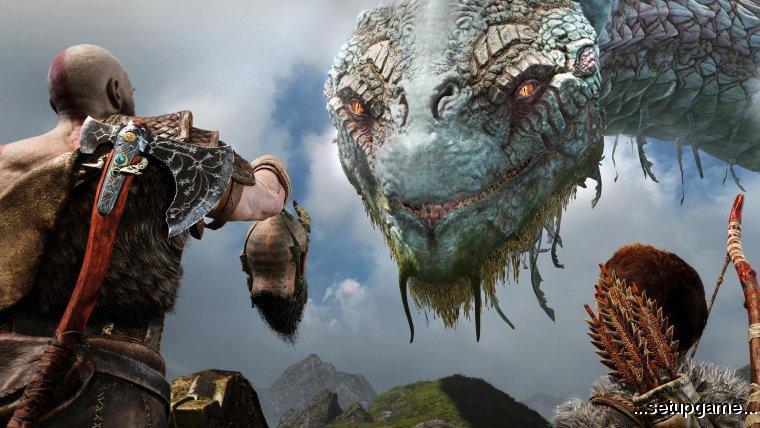 جزئیات جدیدی از God of War جدید منتشر شد