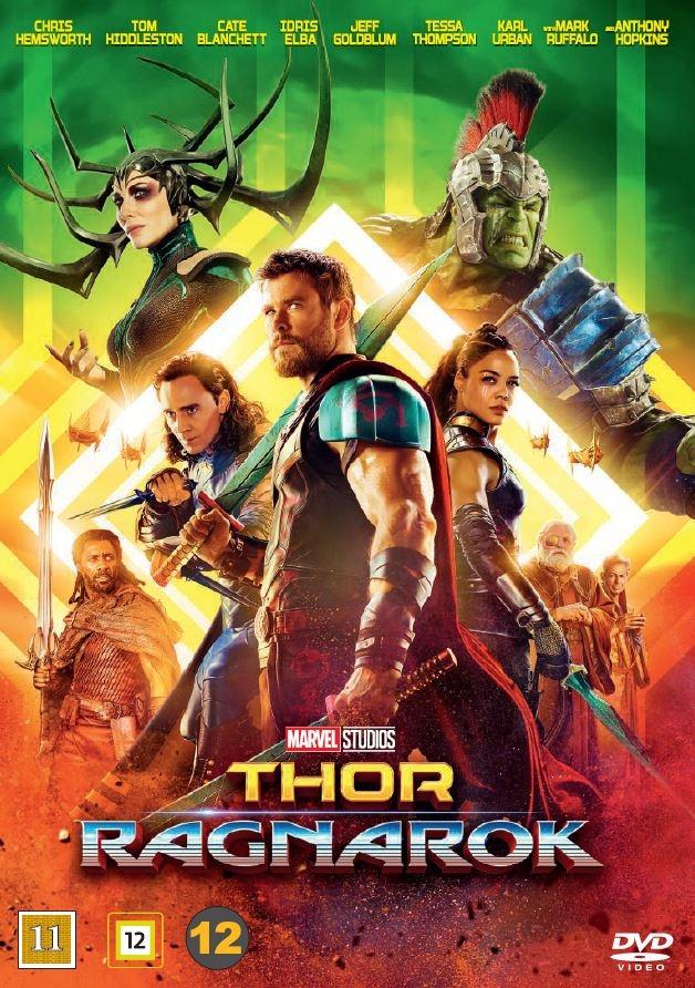 دانلود فیلم Thor Ragnarok 2017 دوبله فارسی