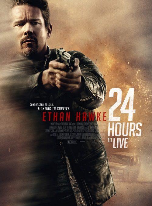 دانلود فیلم  24 Hours To Live 2017
