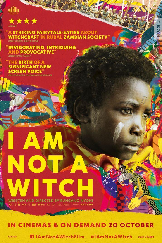 دانلود فیلم I Am Not A Witch 2017