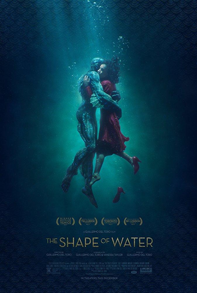 دانلود فیلم خارجی The Shape of Water 2017 با کیفیت عالی