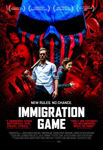 دانلود فیلم Immigration Game 2017