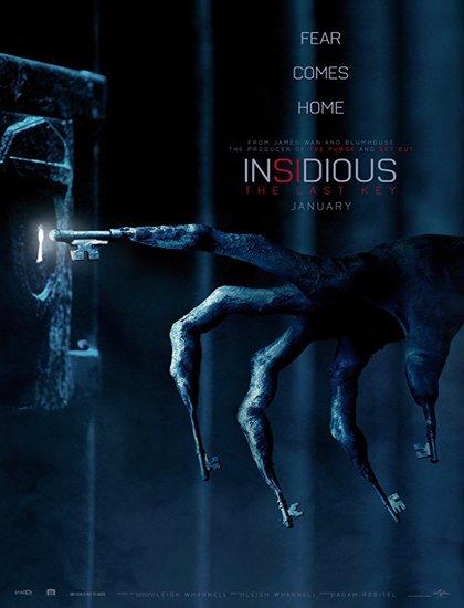 دانلود فیلم اینسیدیوس 4 2018 Insidious The Last Key
