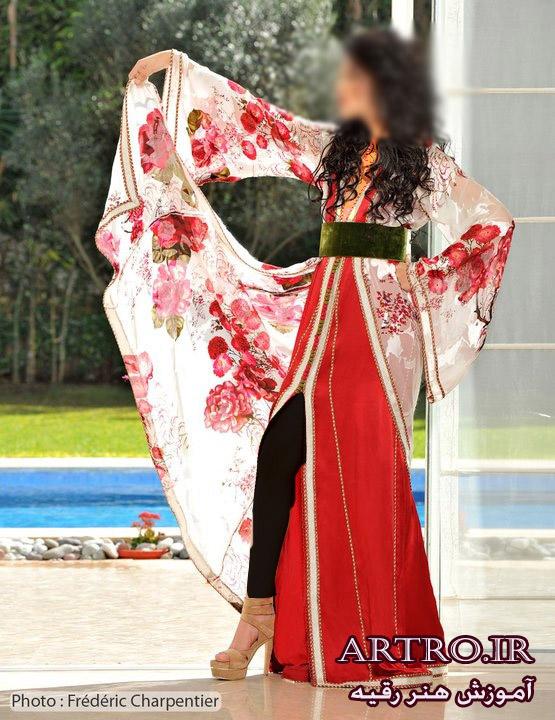 مدل لباس مجلسی زنانه مراکشی2018