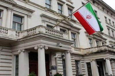 جزئیات حمله شب گذشته به سفارت ایران در لندن