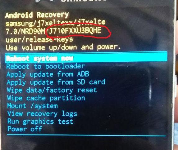 حذف قفل صفحه گوشی J710F تمامی مدل ها بدون پاک شدن اطلاعات داخل وشی