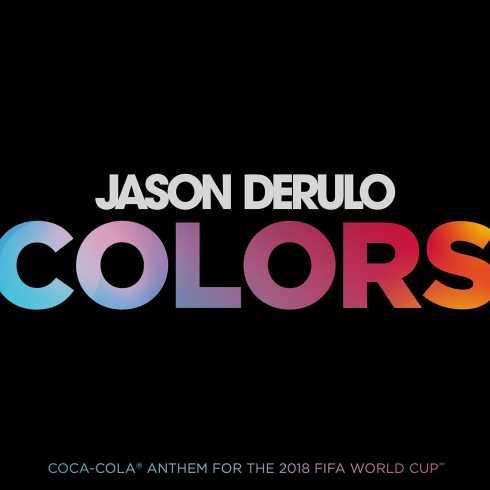 متن آهنگ Colors از Jason Derulo