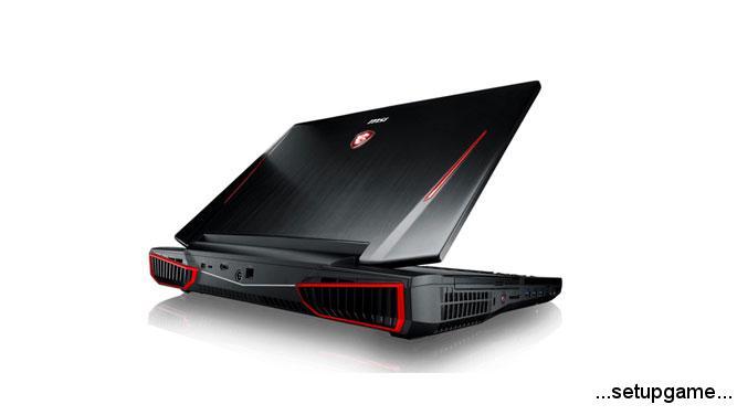 مشخصات لپ تاپ گیمینگ MSI TITAN GT83VR برق ازسرتان میپراند
