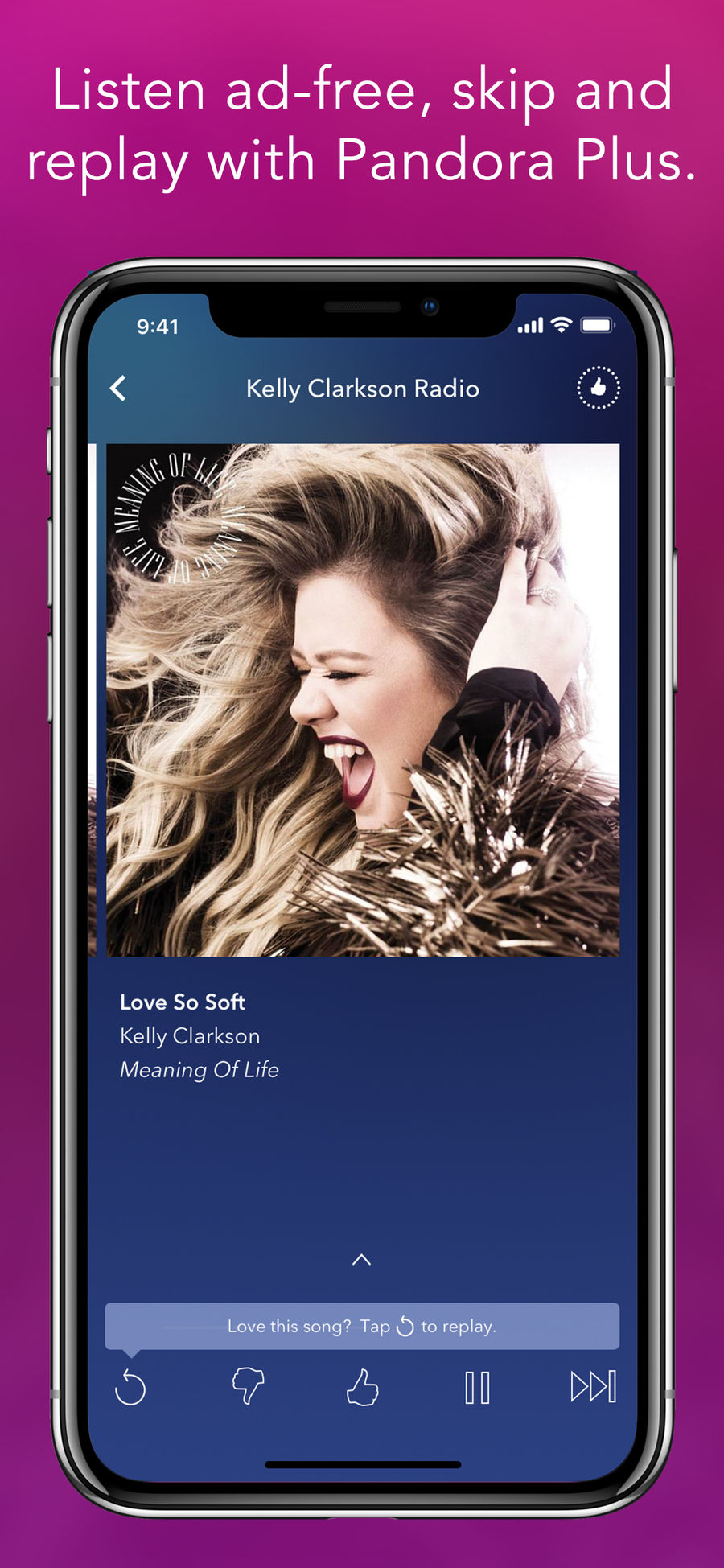 دانلود رایگان برنامه رادیو و موزیک پلیر اینترنتی پاندورا موزیک Pandora Music