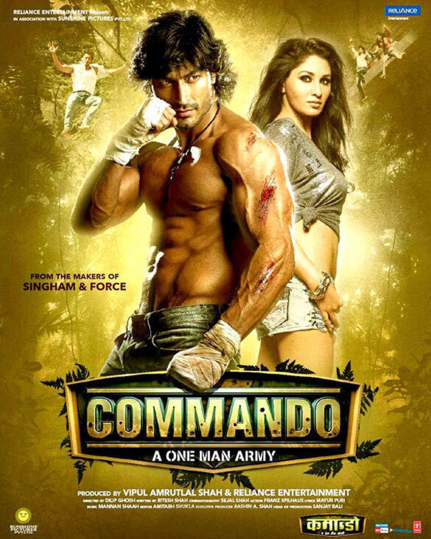 Commando%202013.1 دانلود فیلم Commando 2013