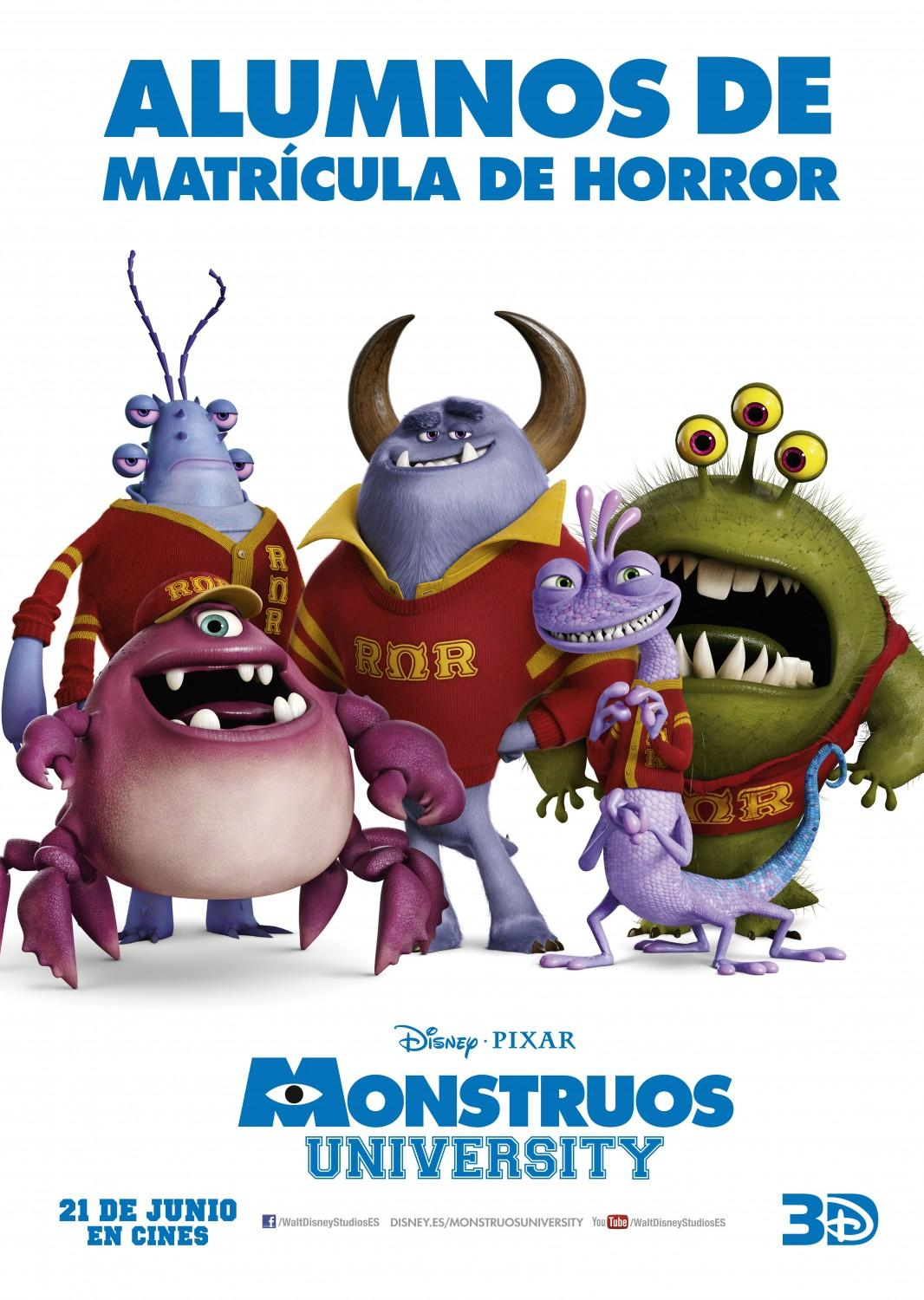 Monsters%20University%202013.4 1 دانلود انیمیشن Monsters University 2013
