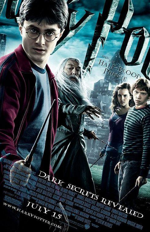 Harry%20Potter%20and%20the%20Half Blood%20Prince%202009.2 1 دانلود فیلم Harry Potter and the Half Blood Prince 2009 : کیفیت BluRay REMUX با حجم ۲۲ گیگابایت اضافه شد
