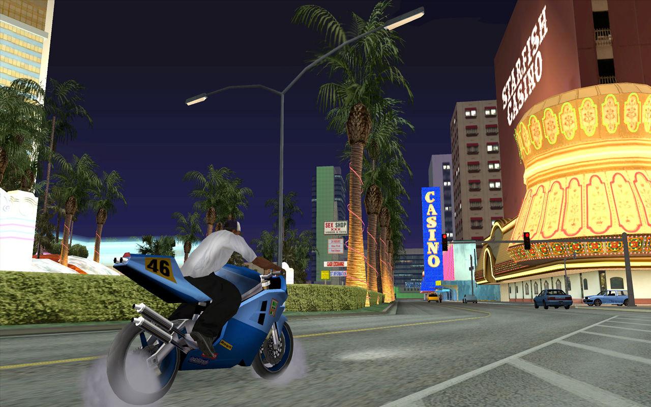 دانلود Grand Theft Auto: San Andreas Farsi 1.09 - بازی جی تی آی : سن آندریاس نسخه فارسی اندروید
