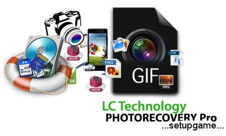 دانلود LC Technology PHOTORECOVERY Pro v5.1.7.0 - نرم افزار بازیابی تصاویر