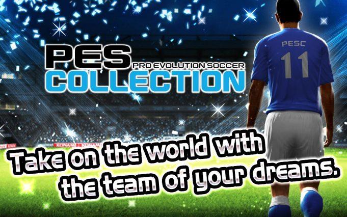دانلود مجموعه بازی های Pro Evolution Soccer