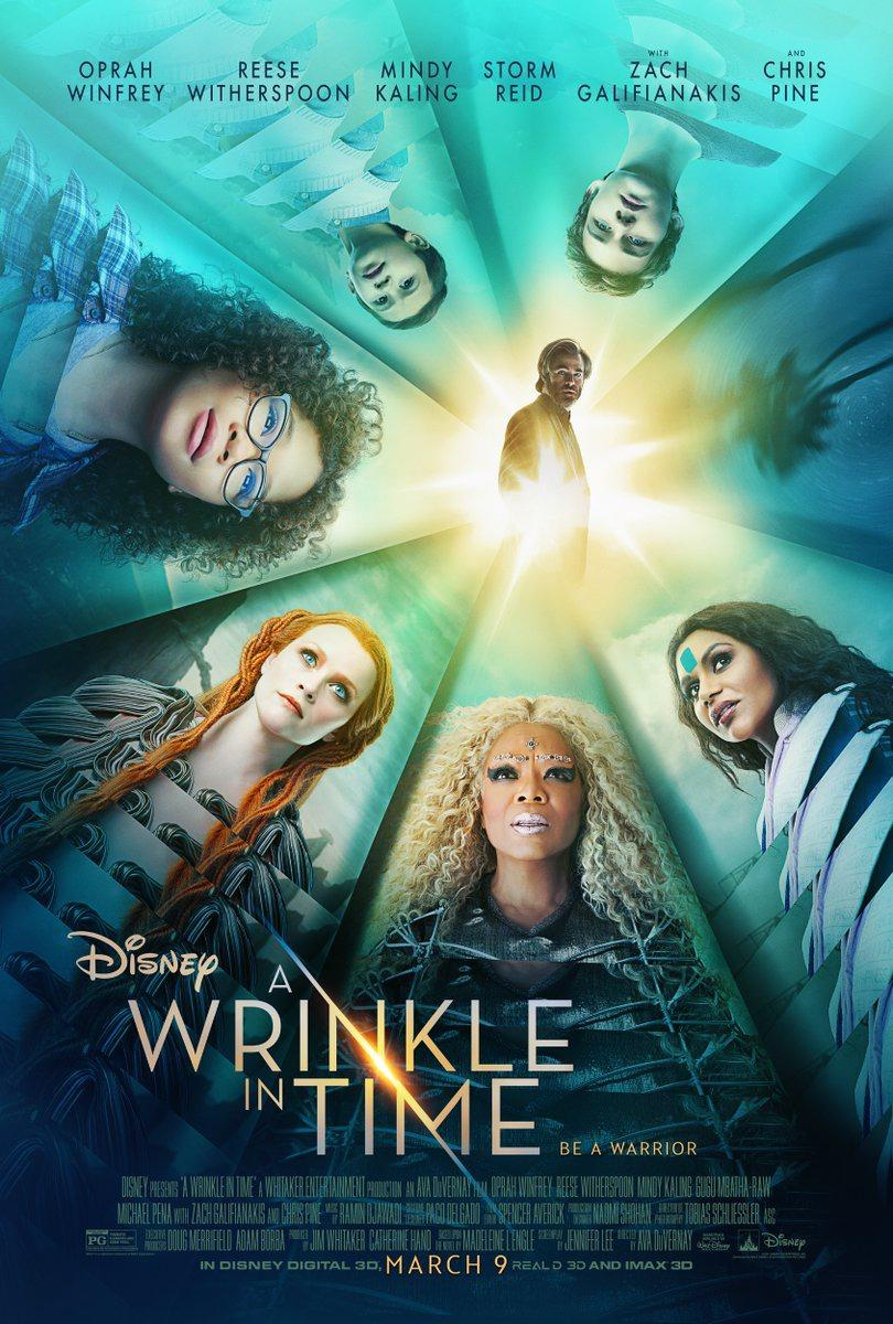 دانلود فیلم A Wrinkle in Time 2018