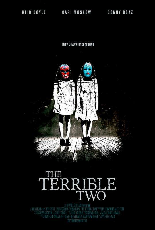 دانلود فیلم The Terrible Two 2018