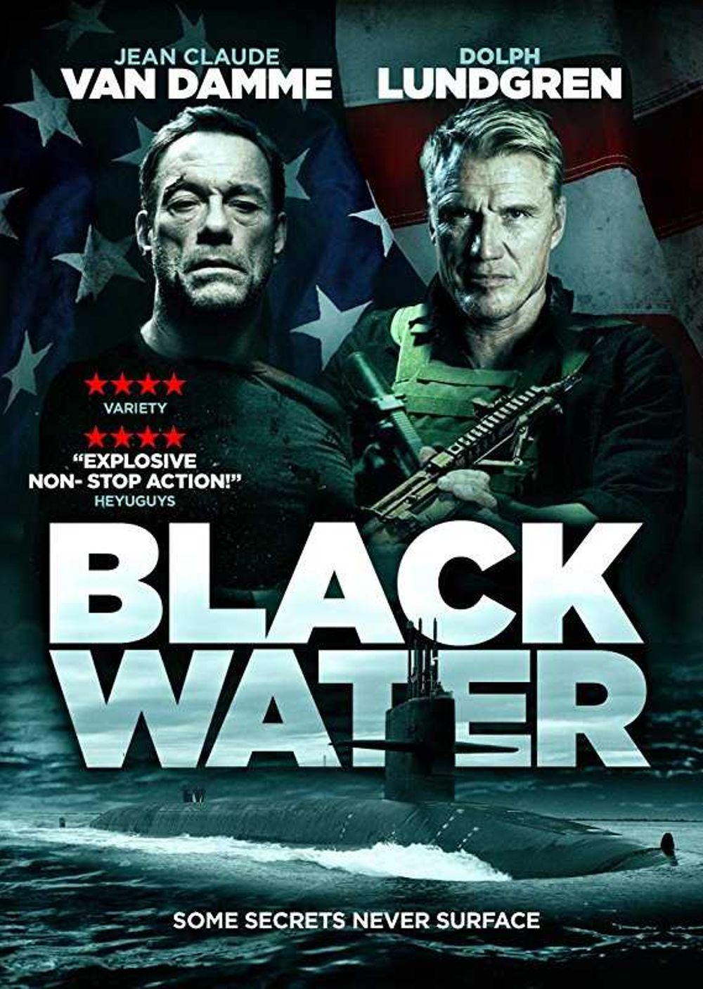 دانلود فیلم Black Water 2018