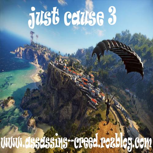 بازی Just Cause 3 برای PC+کرک سالم cpy