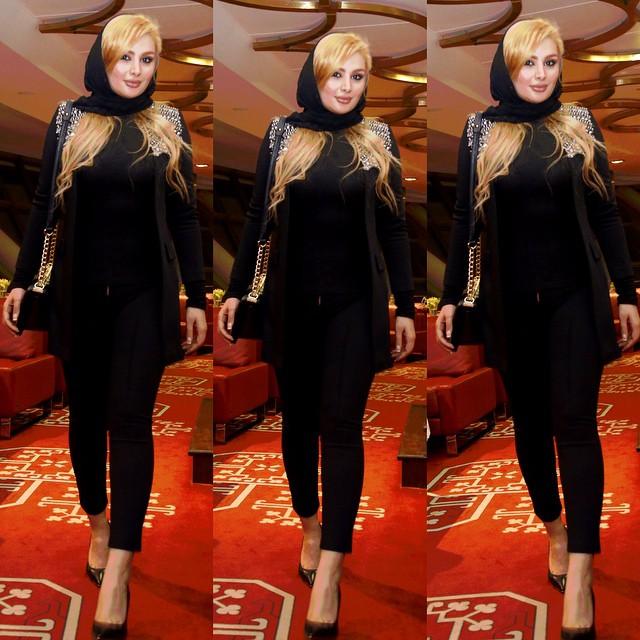عکس های دنیا جهانبخت مدل ایرانی (سری اول)