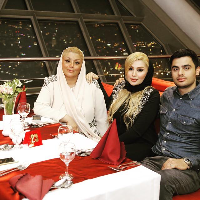 دنیا جهانبخت مدل ایرانی