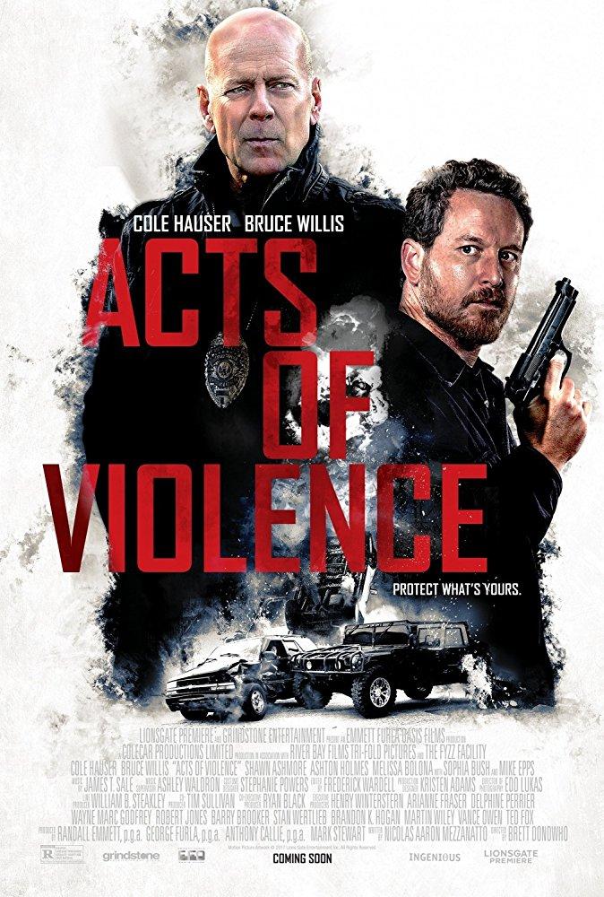 دانلود فیلم Acts Of Violence 2018