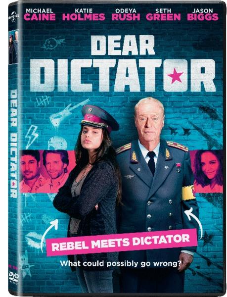 دانلود فیلم Dear Dictator 2018