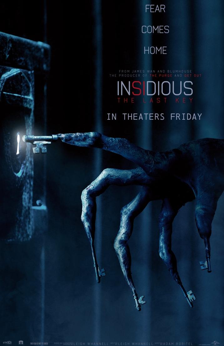 دانلود فیلم Insidious The Last Key 2018