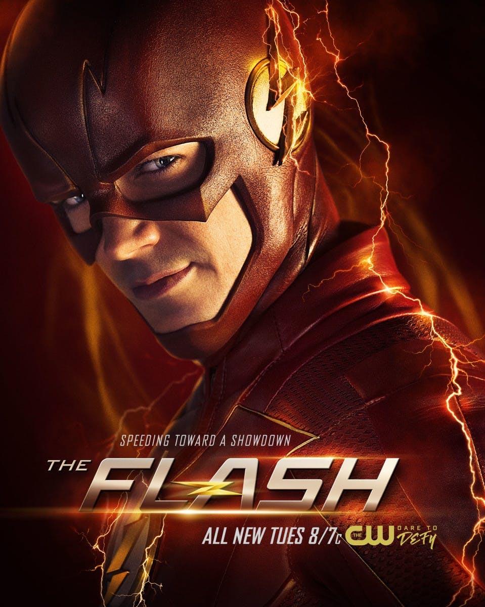 دانلود سریال The Flash دوبله فارسی