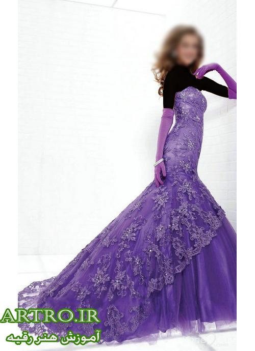 مدل لباس نامزدی97