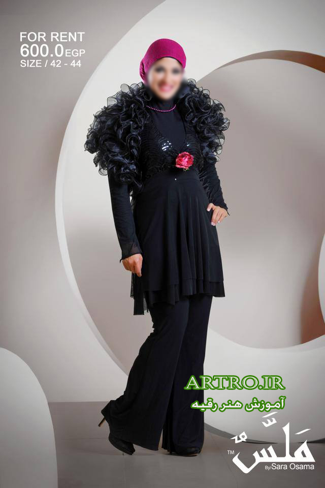مدل لباس مجلسی شیک زنانه2018