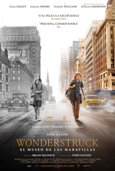 دانلود فیلم Wonderstruck 2017
