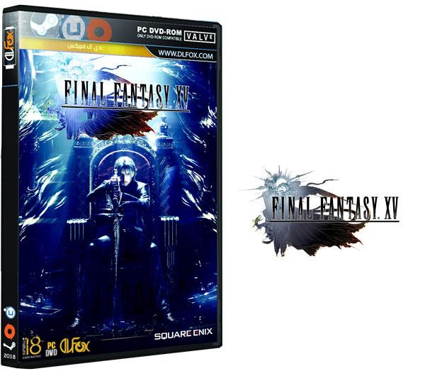 دانلود نسخه فشرده FitGirl Repacks بازی FINAL FANTASY XV برای PC