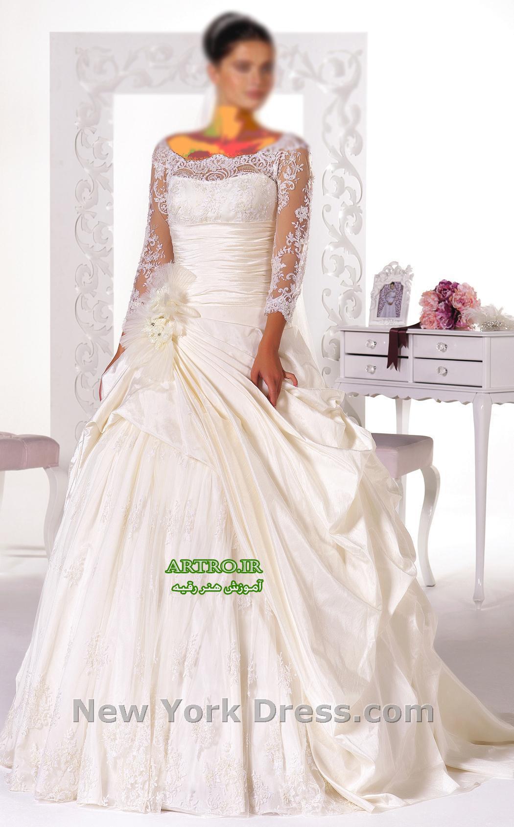 مدل لباس عروس2018