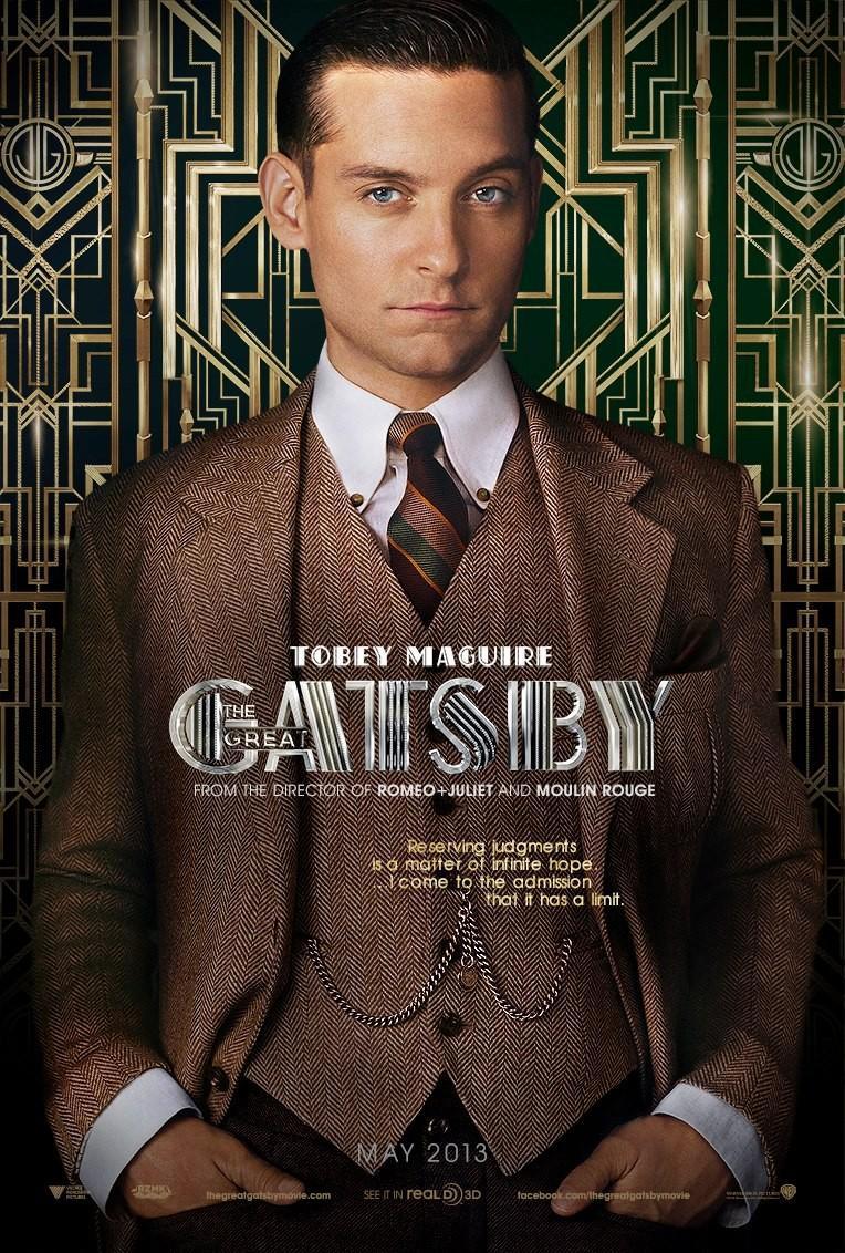The%20Great%20Gatsby%202013.2 1 دانلود فیلم The Great Gatsby 2013 : کیفیت BluRay REMUX با حجم ۲۴ گیگابایت اضافه شد