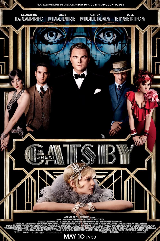 The%20Great%20Gatsby%202013.5 1 دانلود فیلم The Great Gatsby 2013 : کیفیت BluRay REMUX با حجم ۲۴ گیگابایت اضافه شد