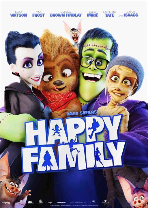 دانلود فیلم Monster Family 2017