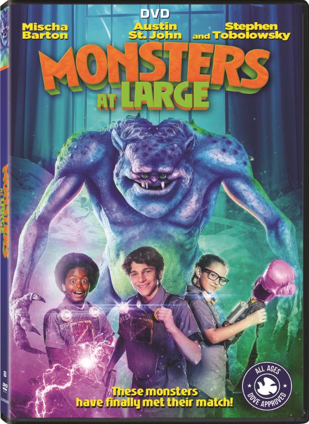 دانلود فیلم Monsters At Large 2018
