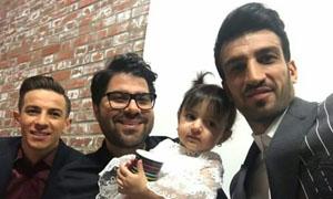 بازیکنان پرسپولیس در وِیژه برنامه احسان علیخانی
