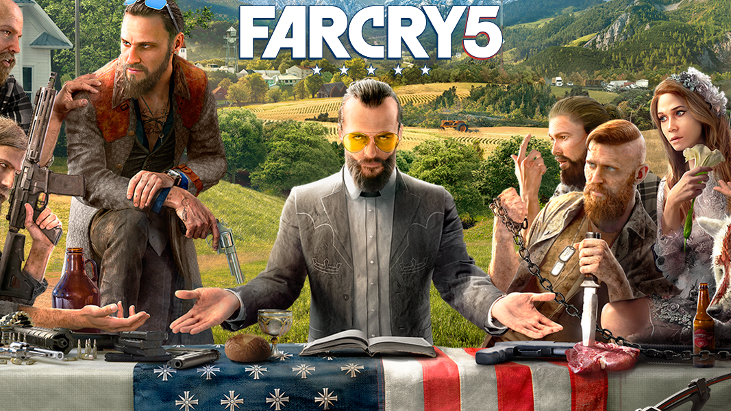 Far Cry 5 را 25 ساعته تمام کنید
